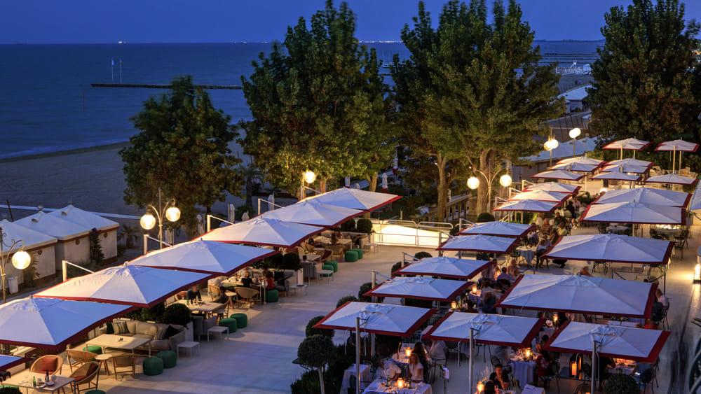 All Hotel Excelsior Del Lido Di Venezia Apre Il Bistrot Del