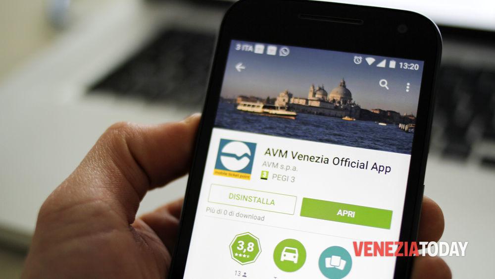 Nuove Funzioni Per La App Di Avm Actv Su Smartphone Apple E Android