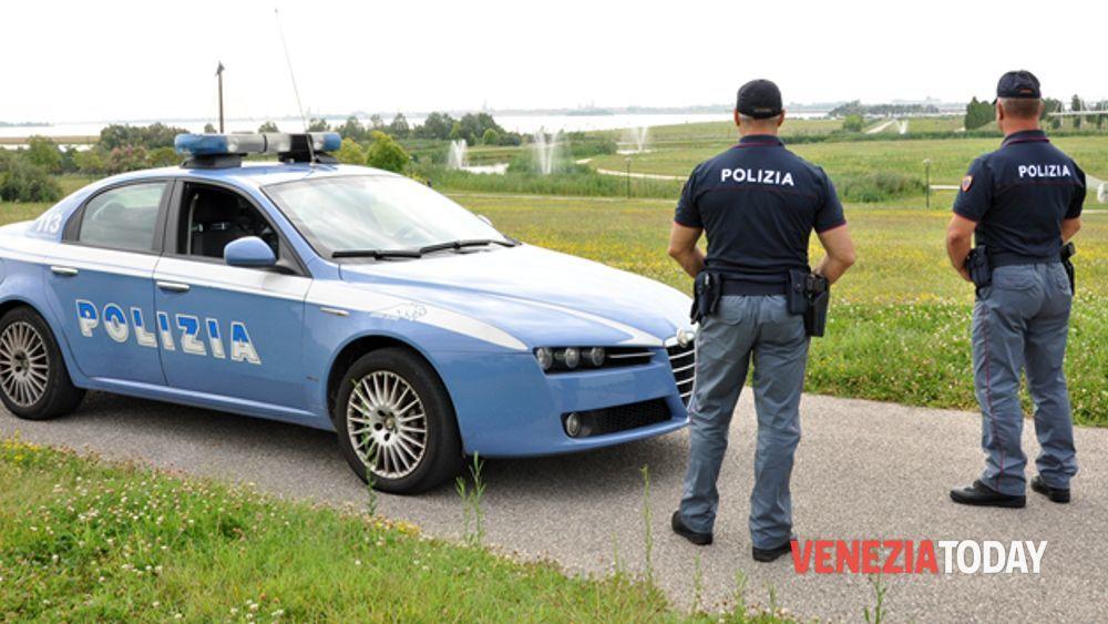 Nuove divise polizia volanti questura di venezia for Questura di polizia