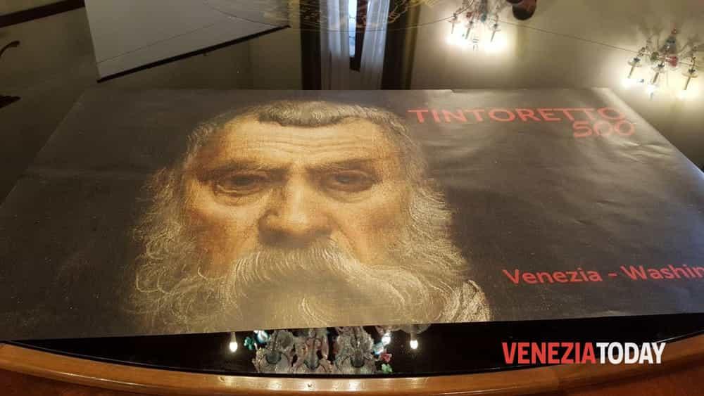 Mostra su tintoretto a palazzo ducale a venezia for Mostra cina palazzo venezia