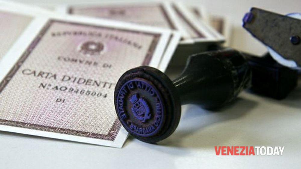 Ufficio Per Carta Venezia : Carta didentità elettronica disponibile allanagrafe del comune di