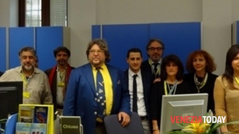 Nuovo Ufficio Postale Milano : Calle priuli a venezia un nuovo ufficio postale aperto fino alle