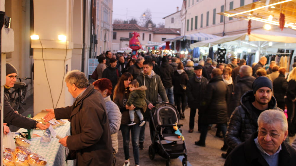 Fiera di Sant'Andrea a Portogruaro, (quasi) pronta la festa più attesa dell'anno - VeneziaToday
