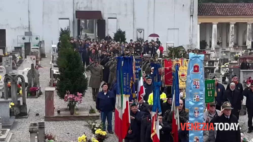 A Portogruaro il 101esimo anniversario della festa dell'unità nazionale e delle forze armate - VeneziaToday