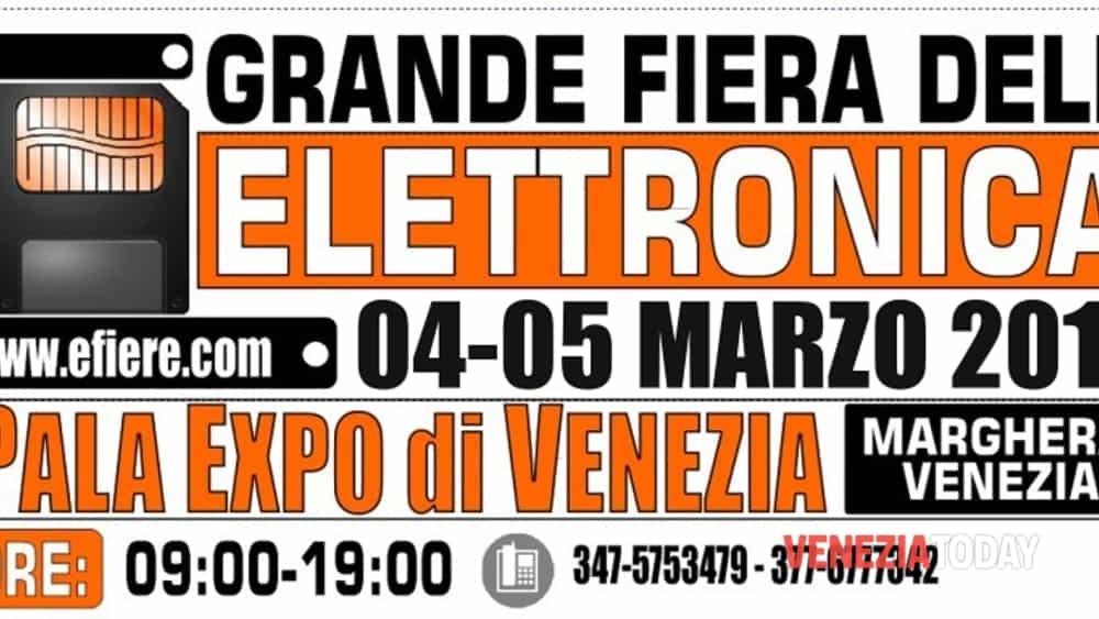 Grande fiera dell 39 elettronica 04 05 marzo 2017 pala expo for Fiera elettronica 2017