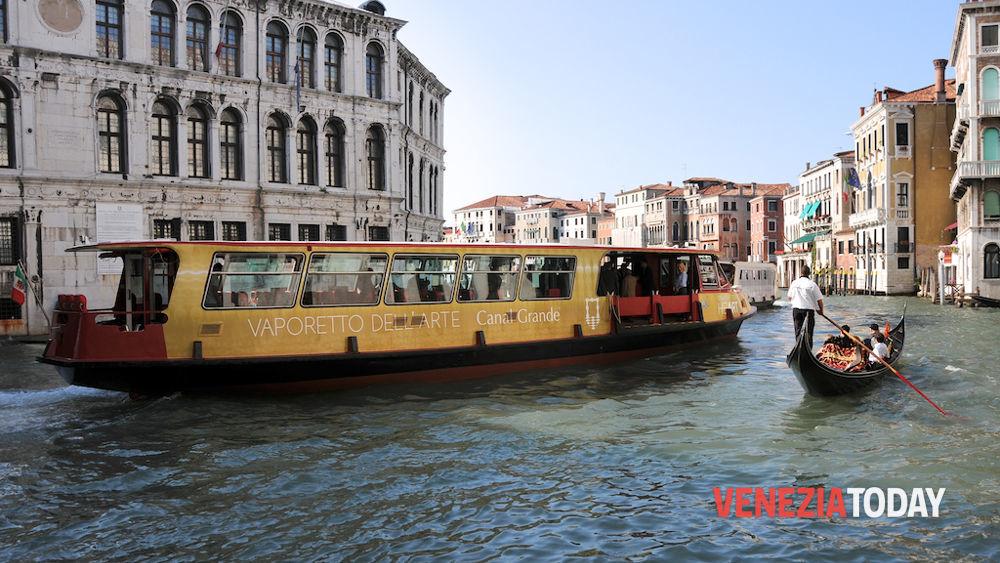 Circolare linea Fusina - TERMINAL FUSINA - Venezia