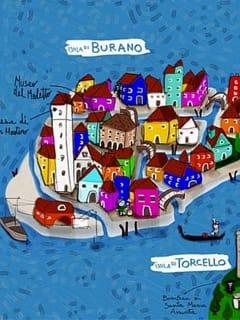 Isole in festa 2016: musica, arte e cultura a Burano, Mazzorbo e Torcello